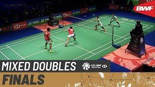 【Video】Praveen JORDAN・Melati Daeva OKTAVIANTI VS Dechapol PUAVARANUKROH・Sapsiree TAERATTANACHAI, YONEX All England Open 2020 fin
