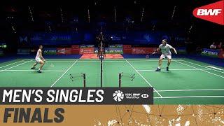 【Video】CHOU Tien Chen VS Viktor AXELSEN, YONEX All England Open 2020 finals