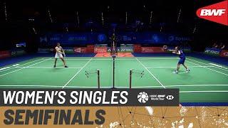 【Video】Carolina MARIN VS TAI Tzu Ying, YONEX All England Open 2020 semifinal