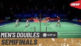 【Video】Hiroyuki ENDO・Yuta WATANABE VS Vladimir IVANOV・Ivan SOZONOV, YONEX All England Open 2020 semifinal