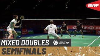 【Video】Praveen JORDAN・Melati Daeva OKTAVIANTI VS Marcus ELLIS・Lauren SMITH, YONEX All England Open 2020 semifinal