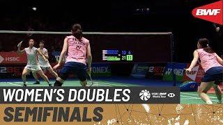 【Video】Yuki FUKUSHIMA・Sayaka HIROTA VS Misaki MATSUTOMO・Ayaka TAKAHASHI, YONEX All England Open 2020 semifinal