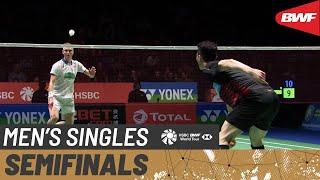 【Video】LEE Zii Jia VS Viktor AXELSEN, YONEX All England Open 2020 semifinal