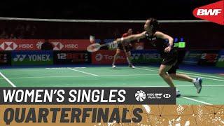 【Video】Pornpawee CHOCHUWONG VS TAI Tzu Ying, YONEX All England Open 2020 quarter finals