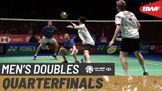 【Video】Vladimir IVANOV・Ivan SOZONOV VS Marcus ELLIS・Chris LANGRIDGE, YONEX All England Open 2020 quarter finals