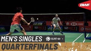 【Video】SHI Yuqi VS Viktor AXELSEN, YONEX All England Open 2020 quarter finals