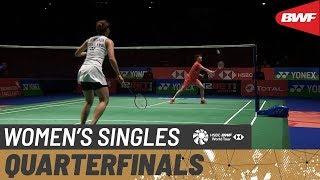 【Video】CHEN Yufei VS Ratchanok INTANON, YONEX All England Open 2020 quarter finals