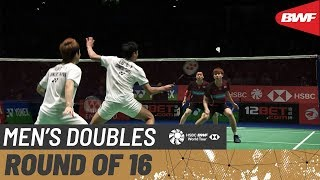 【Video】Aaron CHIA・Wooi Yik SOH VS LU Ching Yao・YANG Po Han, YONEX All England Open 2020 best 16
