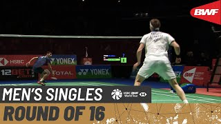 【Video】Lakshya SEN VS Viktor AXELSEN, YONEX All England Open 2020 best 16