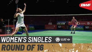 【Video】Ratchanok INTANON VS Aya OHORI, YONEX All England Open 2020 best 16