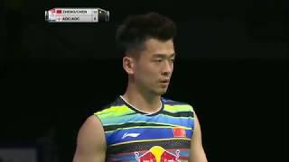 【Video】ZHENG Siwei・CHEN Qingchen VS Chris ADCOCK・Gabrielle ADCOCK, TOTAL BWF World Championships 2017 semifinal