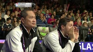 【Video】Kirsty GILMOUR VS Saina NEHWAL, TOTAL BWF World Championships 2017 quarter finals