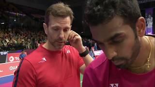 【Video】LIN Dan VS Rajiv OUSEPH, TOTAL BWF World Championships 2017 best 16