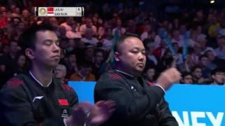 【Video】Marcus Fernaldi GIDEON・Kevin Sanjaya SUKAMULJO VS LI Junhui・LIU Yuchen, YONEX All England Open finals
