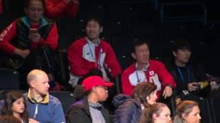 【Video】Akane YAMAGUCHI VS Ratchanok INTANON, YONEX All England Open semifinal