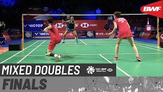 【Video】Mark LAMSFUSS・Isabel HERTTRICH VS Chris ADCOCK・Gabrielle ADCOCK, DANISA Denmark Open 2020 finals