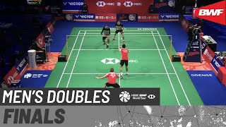 【Video】Marcus ELLIS・Chris LANGRIDGE VS Vladimir IVANOV・Ivan SOZONOV, DANISA Denmark Open 2020 finals