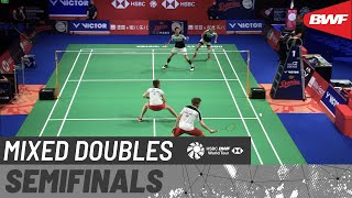 【Video】Mark LAMSFUSS・Isabel HERTTRICH VS Marcus ELLIS・Lauren SMITH, DANISA Denmark Open 2020 semifinal
