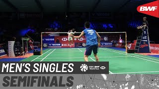 【Video】Rasmus GEMKE VS Kenta NISHIMOTO, DANISA Denmark Open 2020 semifinal
