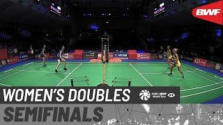 【Video】Mayu MATSUMOTO・Wakana NAGAHARA VS Gabriela STOEVA・Stefani STOEVA, DANISA Denmark Open 2020 semifinal