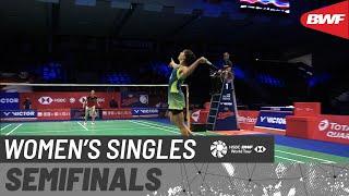 【Video】Yvonne LI VS Carolina MARIN, DANISA Denmark Open 2020 semifinal