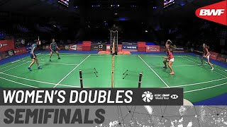 【Video】Yuki FUKUSHIMA・Sayaka HIROTA VS Christine BUSCH・Amalie SCHULZ, DANISA Denmark Open 2020 semifinal
