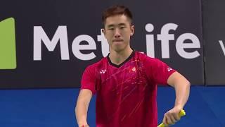 【Video】TANG Chun Man・TSE Ying Suet VS ZHENG Siwei・CHEN Qingchen, DANISA Denmark Open finals