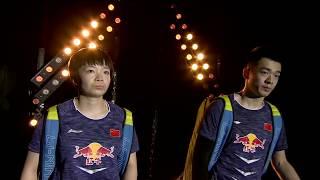 【Video】ZHENG Siwei/CHEN Qingchen VS Tontowi AHMAD/Liliyana NATSIR, Dubai World Superseries Finals 2017 semifinal