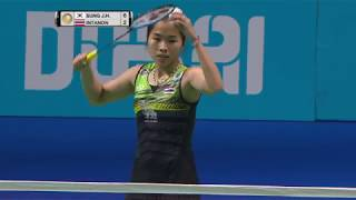 【Video】SUNG Ji Hyun VS Ratchanok INTANON, Dubai World Superseries Finals 2017 other