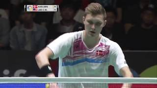 【Video】Viktor AXELSEN VS LEE Chong Wei, DAIHATSU YONEX Japan Open finals