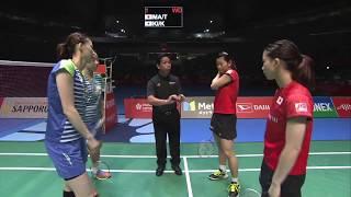 【Video】Misaki MATSUTOMO/Ayaka TAKAHASHI VS KIM Ha Na/KONG Hee Yong, DAIHATSU YONEX Japan Open finals