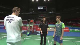 【Video】SON Wan Ho VS Viktor AXELSEN, DAIHATSU YONEX Japan Open semifinal