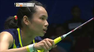【Video】TAI Tzu Ying VS Carolina MARIN, CELCOM AXIATA Malaysia Open finals