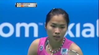 【Video】Ratchanok INTANON VS Carolina MARIN, CELCOM AXIATA Malaysia Open quarter finals