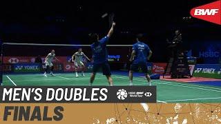 【Video】Hiroyuki ENDO/Yuta WATANABE VS Takeshi KAMURA/Keigo SONODA, YONEX All England Open Badminton Championships 2021 finals