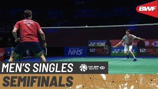 【Video】Anders ANTONSEN VS Viktor AXELSEN, YONEX All England Open Badminton Championships 2021 semifinal