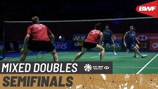 【Video】Yuta WATANABE/Arisa HIGASHINO VS Marcus ELLIS/Lauren SMITH, YONEX All England Open Badminton Championships 2021 semifinal