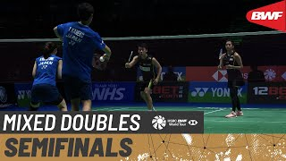 【Video】Yuki KANEKO/Misaki MATSUTOMO VS CHAN Peng Soon/GOH Liu Ying, YONEX All England Open Badminton Championships 2021 semifina
