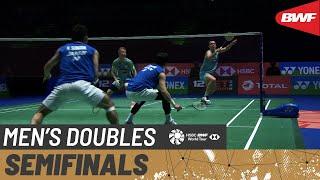【Video】Takeshi KAMURA/Keigo SONODA VS Kim ASTRUP/Anders Skaarup RASMUSSEN, YONEX All England Open Badminton Championships 2021 s