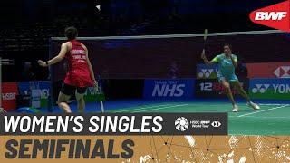【Video】Pornpawee CHOCHUWONG VS PUSARLA V. Sindhu, YONEX All England Open Badminton Championships 2021 semifinal