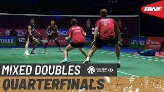 【Video】CHAN Peng Soon/GOH Liu Ying VS Thom GICQUEL/Delphine DELRUE, YONEX All England Open Badminton Championships 2021 quarter