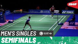 【Video】Viktor AXELSEN VS KIDAMBI Srikanth, YONEX Swiss Open 2021  semifinal