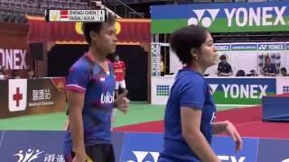 【Video】・CHEN Qingchen VS Hafiz FAIZAL・Shela Devi AULIA, YONEX Open Chinese Taipei semifinal