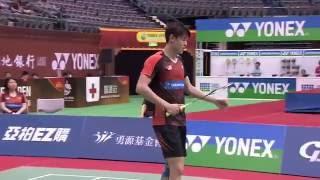 【Video】TAN Kian Meng・LAI Pei Jing VS Riky WIDIANTO・Gloria Emanuelle WIDJAJA, YONEX Open Chinese Taipei semifinal