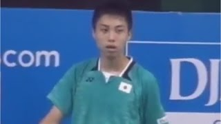 【Video】Kodai NARAOKA VS Kunlavut VITIDSARN, Blibli.com Badminton Asia U17 & U15 Junior Championships 2015 other