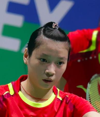 HUANG Yaqiong